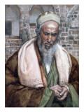 Saint Luke  Illustration for 'The Life of Christ'  C1884-96