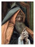 Joseph of Arimathea  Illustration for 'The Life of Christ'  C1886-94