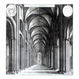 Interior of the Nave of St Paul's  1658