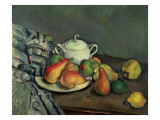 Still Life with Sugar Basin and Fruit
