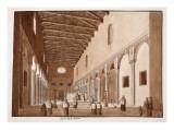 The Church of Santa Sabina  1833