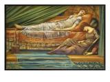 The Sleeping Princess  C1886-88
