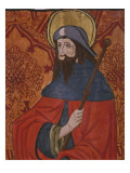 St James the Great  Detail  Panel