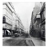 Rue De La Chaussee-D'Antin  Paris  1858-78