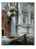 Church of St Stae  Venice  1913