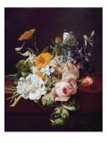 Vase of Flowers  1695