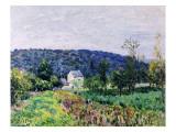Hills Surrounding Paris  1879