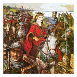 Queen Isabella Invading England