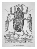 Kali the Hindu Goddess
