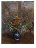A Bouquet of Flowers  1875