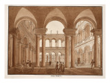 The Palazzo Borghese  1833