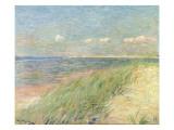Les Dunes Du Zwin  Knokke  1887