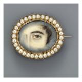 Eye Portrait  C1830