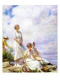 Summer Clouds  1917