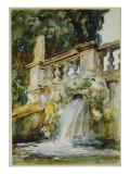 Villa Torlonia  Frascati  1907