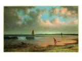 New England Coastal Scene