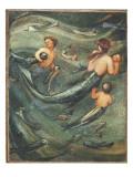 Mermaids in the Deep  1882
