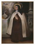St Theresa of Avila