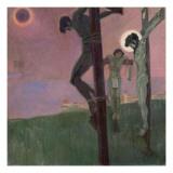 Crucifixion with Darkened Sun