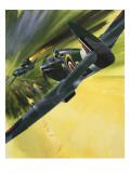Spitfire and Doodle Bug