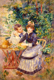 In the Garden  1885