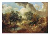 Suffolk Landscape  1748