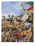 The Battle of Plassey of 1757