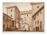 The Vatican Gate  1833