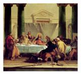 The Last Supper  1745-50