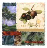 My Orchard Reproduction d'art par Monica Walley