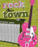 Rock in the Town