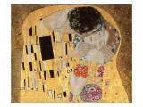 Le Baiser, 1907-08 Reproduction d'art par Gustav Klimt