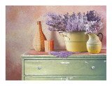 Flowers on a Sideboard IV