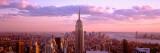 View of City  Rockefeller Center  Midtown Manhattan  Manhattan  New York City  New York State  USA