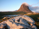 Suilven Mountain from the West  Inverpolly Nature Reserve