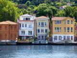 Houses on Bosphorus
