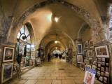 The Cardo in the Jewish Quarter