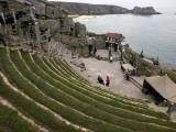 The Cliffside Minack Theatre