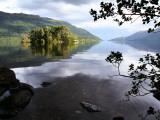 Tarbet Isle on Loch Lomond  Loch Lomond and the Trossachs National Park