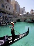 The Venetian Hotel and Gondola