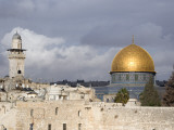 The Dome of the Rock (Masjid Qubbat As-Sakhrah)