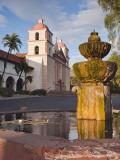 Mission at Santa Barbara