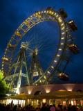 Riesenrad (Giant Ferris Wheel) at Prater