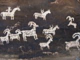 Ute Indian Petroglyphs