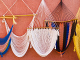 Hammocks on Wall of Souvenir Stand