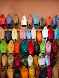 Traditional Moorish Slippers  Place Ben Youssef