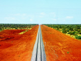 Alice Springs to Darwin Railway Line