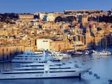 Harbour at Vittoriosa