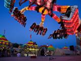 New Mexico State Fair Amusement Ride
