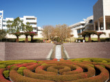 Gardens at Getty Museum